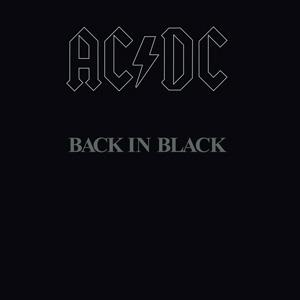 Альбом Back In Black