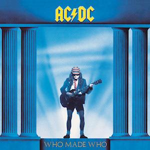 Альбом Who Made Who
