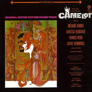 Саундтрек Camelot