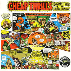 Альбом Cheap Thrills