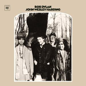 Альбом John Wesley Harding