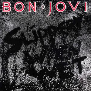 Альбом Slippery When Wet