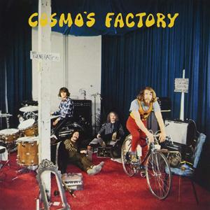 Альбом Cosmo's Factory