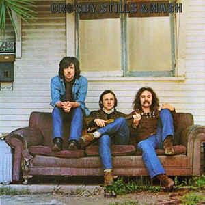 Альбом Crosby, Stills & Nash