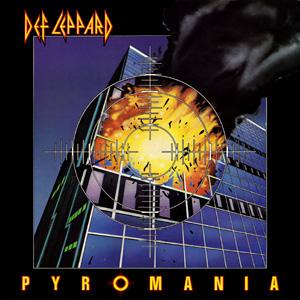 Альбом Pyromania