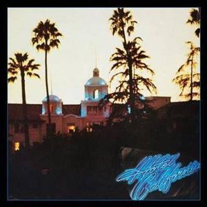 Альбом Hotel California