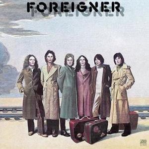 Альбом Foreigner