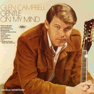 Альбом Gentle On My Mind