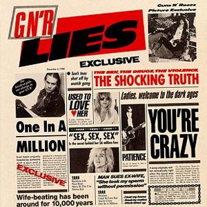 Альбом G N' R Lies