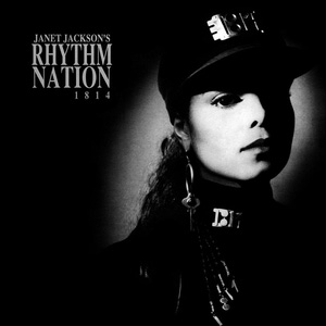 Альбом Janet Jackson's Rhythm Nation 1814
