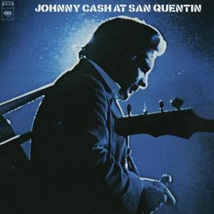 Альбом Johnny Cash At San Quentin
