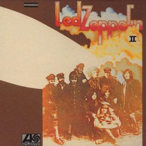 Альбом Led Zeppelin II