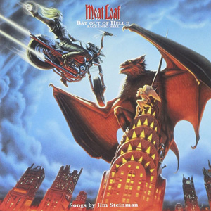 Альбом Bat Out Of Hell II: Back Into Hell