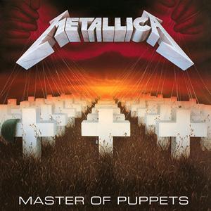 Альбом Master Of Puppets