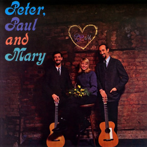 Альбом Peter, Paul And Mary
