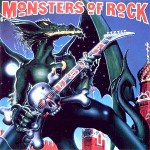 Сборник Monsters Of Rock USSR