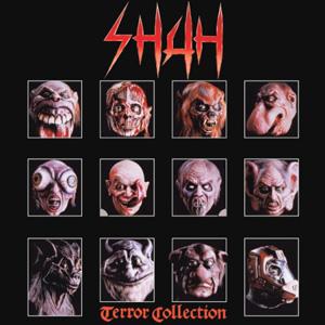 Альбом Terror Collection