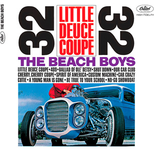 Альбом Little Deuce Coupe