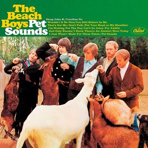Альбом Pet Sounds