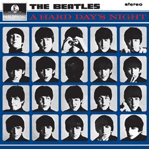 Альбом A Hard Day's Night