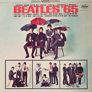 Альбом Beatles '65