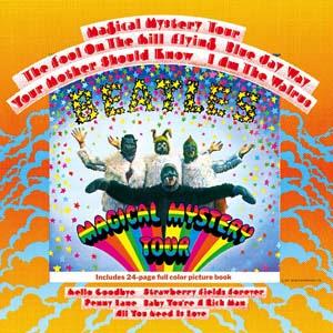 Альбом Magical Mystery Tour