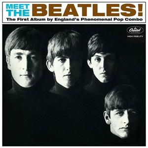 Альбом Meet The Beatles!