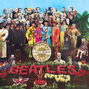 Альбом Sgt. Pepper's Lonely Hearts Club Band