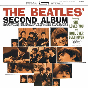 Альбом The Beatles' Second Album