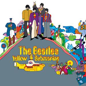 Альбом Yellow Submarine