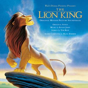 Саундтрек The Lion King