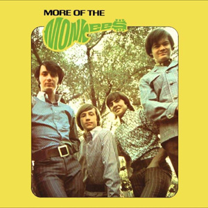 Альбом More Of The Monkees
