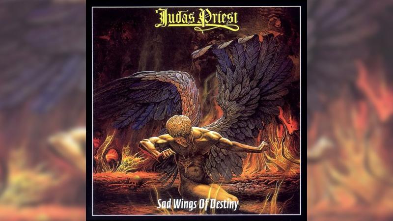 Обложка альбома Sad Wings of Destiny