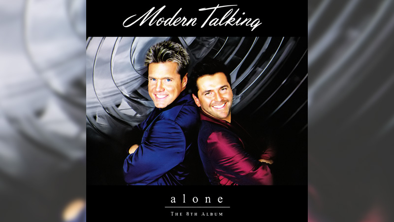 Обложка альбома Alone