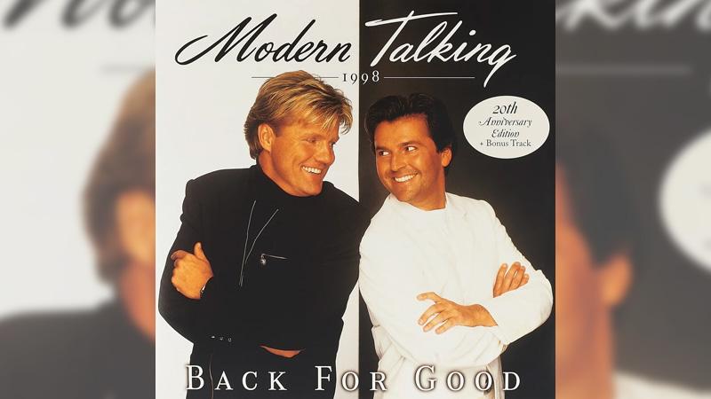 Обложка альбома Back For Good