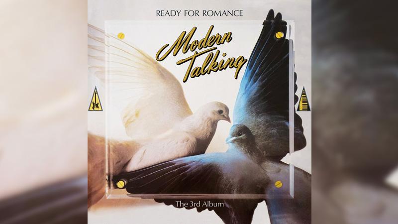 Обложка альбома Ready For Romance