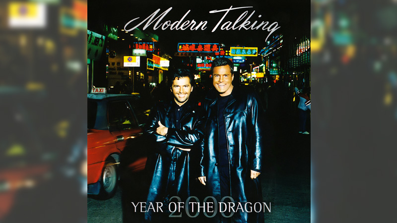 Обложка альбома Year Of The Dragon