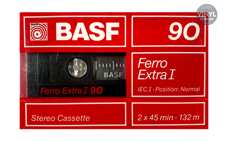 Кассета BASF