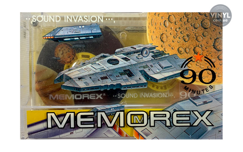 Кассета Memorex
