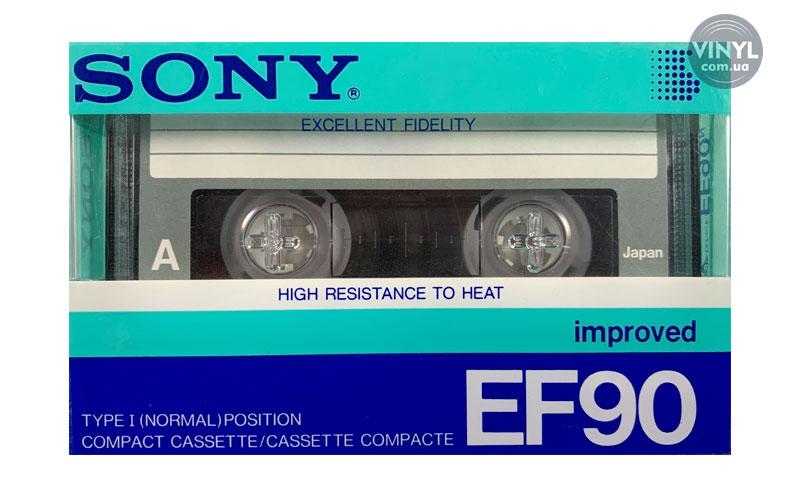 Кассета Sony EF