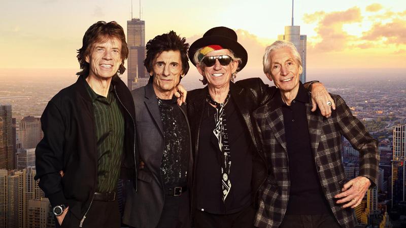 Группа Rolling Stones