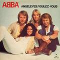 Обложка сингла Angeleyes