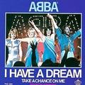 Обложка сингла I Have a Dream