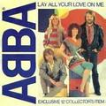 Обложка сингла Lay All Your Love on Me