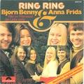 Обложка сингла Ring Ring