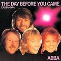 Обложка сингла The Day Before You Came