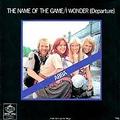 Обложка сингла The Name of the Game