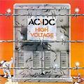 Обложка альбома High Voltage (Australia)