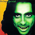 Обложка альбома Alice Cooper Goes to Hell