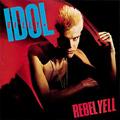 Обложка альбома Rebel Yell